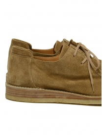 Shoto Sensory Alce suede moccasin with laces mens shoes buy online