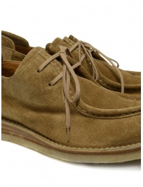 Shoto Sensory Alce suede moccasin with laces mens shoes price
