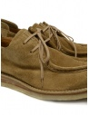 Shoto Sensory Alce suede moccasin with laces price 7608 SENSORY ALCE shop online