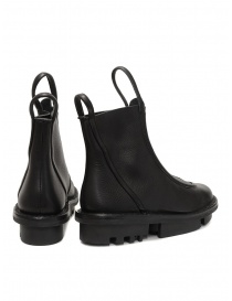 Trippen Micro black ankle boots with front zip price