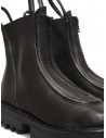 Trippen Micro black ankle boots with front zip MICRO F WAW SAT buy online