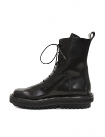 Trippen Tarone black boots in shiny leather