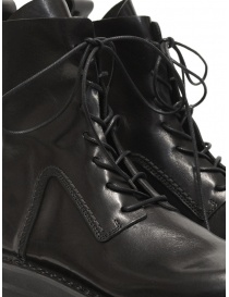 Trippen Tarone black boots in shiny leather womens shoes buy online