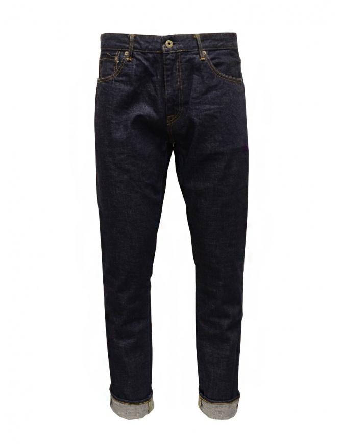 Japan Blue Jeans Circle jeans blu scuro JB J304 CIRCLE 12.5OZ jeans uomo online shopping