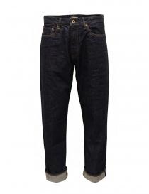 Japan Blue Jeans Circle dark blue 5 pocket jeans online