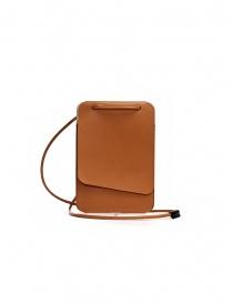 Il Bisonte Petite Pochette borsello porta cellulare in pelle naturale online