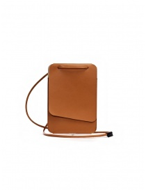 Il Bisonte Petite Pochette mobile phone bag in natural leather online
