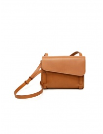 Il Bisonte Stufa Fifty On shoulder bag in natural leather A3005..VH 3000A VACCHETTA order online