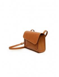 Il Bisonte Stufa Fifty On shoulder bag in natural leather