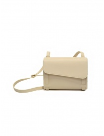 Il Bisonte Stufa Fifty On shoulder bag in white leather online