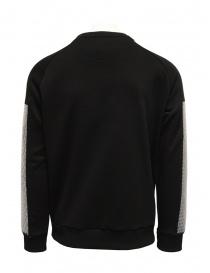 Whiteboards bubble wrap black sweatshirt