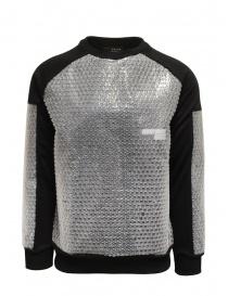 Whiteboards bubble wrap black sweatshirt online