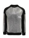 Whiteboards bubble wrap black sweatshirt buy online WB03FS2021 BLACK