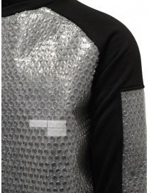 Whiteboards bubble wrap black sweatshirt price