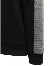 Whiteboards bubble wrap black sweatshirt mens knitwear buy online