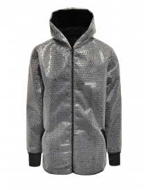Whiteboards bubble wrap jacket with hood online