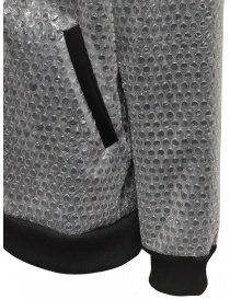 Whiteboards fleece and bubble wrap bomber jacket mens jackets buy online