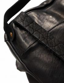 Zaino Guidi SA03 in pelle nera borse acquista online