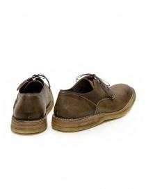 Shoto Nube Dive Tortora scarpe stringate in pelle prezzo