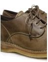 Shoto Nube Dive Tortora scarpe stringate in pelle 7469 NUBE DIVE TORTORA acquista online