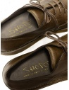Shoto Nube Dive Tortora lace-up shoes in leather price 7469 NUBE DIVE TORTORA shop online