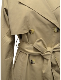 Selected Femme beige double-breasted trench coat price
