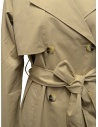 Selected Femme beige double-breasted trench coat 16076541 CORNSTALK price
