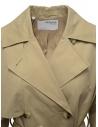 Selected Femme beige double-breasted trench coat 16076541 CORNSTALK buy online