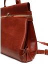 Guidi red leather shoulder bag with external pocket GD04_ZIP GROPPONE FG 1006T buy online