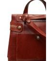 Guidi red leather shoulder bag with external pocket price GD04_ZIP GROPPONE FG 1006T shop online