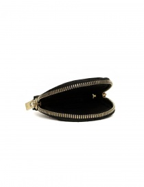 Guidi S01 black coin purse in horse leather wallets buy online