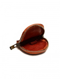Guidi red coin purse in horse leather wallets buy online