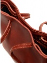 Guidi GD08 shoulder bag in red rump leather price GD08 GROPPONE FG 1006T shop online
