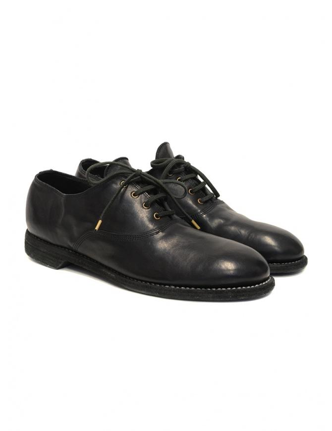 Scarpa Guidi 110 in pelle di cavallo 110 HORSE FG BLKT calzature uomo online shopping