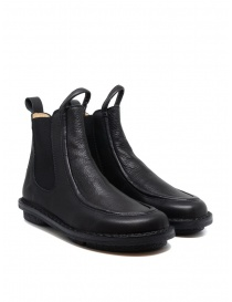 Calzature donna online: Trippen Reference stivaletto Chelsea in pelle nera