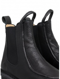 Trippen Reference Chelsea ankle boot in black leather womens shoes buy online
