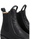 Trippen Reference Chelsea ankle boot in black leather REFERENCE BLK-WAW BLK-SAT KA buy online