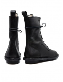 Trippen Concrete lace-up ankle boot with metal hooks price