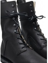 Trippen Concrete lace-up ankle boot with metal hooks CONCRETE BLK-WAW BC BLK buy online
