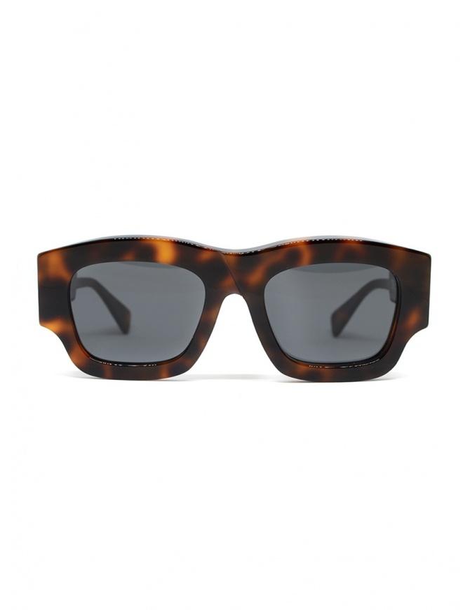 Kuboraum Maske C8 54-21 tortoise sunglasses with grey lenses C8 54-21 TOR 2GRAY glasses online shopping