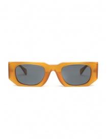 Kuboraum U8 occhiali da sole caramello con lenti grigie online