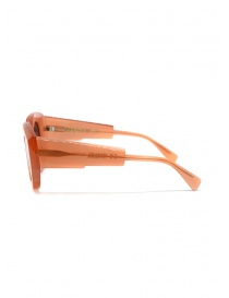 Kuboraum B5 grapefruit sunglasses with grey lenses price