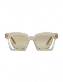 Kuboraum T3 46-21 RTM opaque ricetea sunglasses online