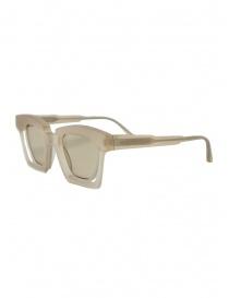 Kuboraum T3 46-21 RTM opaque ricetea sunglasses