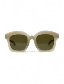 Kuboraum K7 AR occhiali da sole quadrati color carciofo online