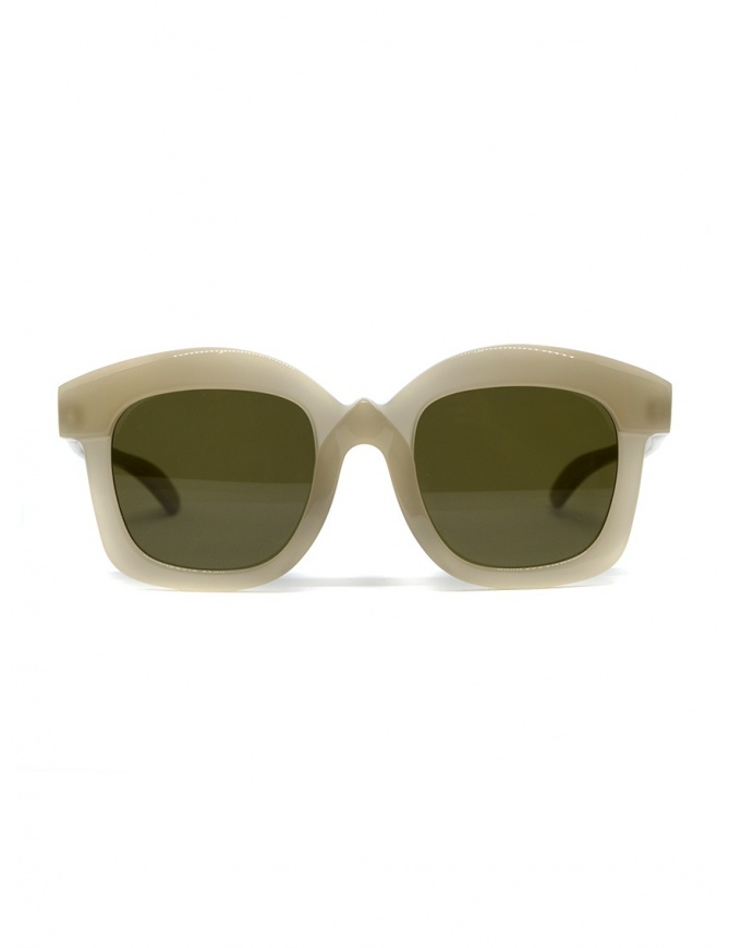 Kuboraum K7 AR square artichoke sunglasses K7 50-22 AR MUSK glasses online shopping