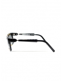 Kuboraum K22 rectangular sunglasses with grey lenses price