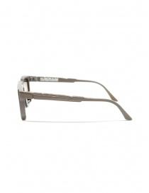 Kuboraum N4 grey square sunglasses with grey lenses price