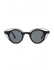 Kuboraum N10 occhiali da sole rotondi con lenti grigie online