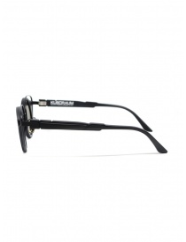Kuboraum N10 occhiali da sole rotondi con lenti grigie prezzo